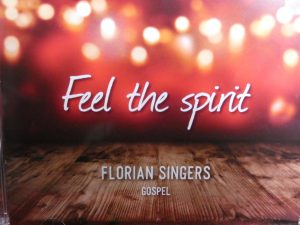 CD-Cover Feel the Spirit