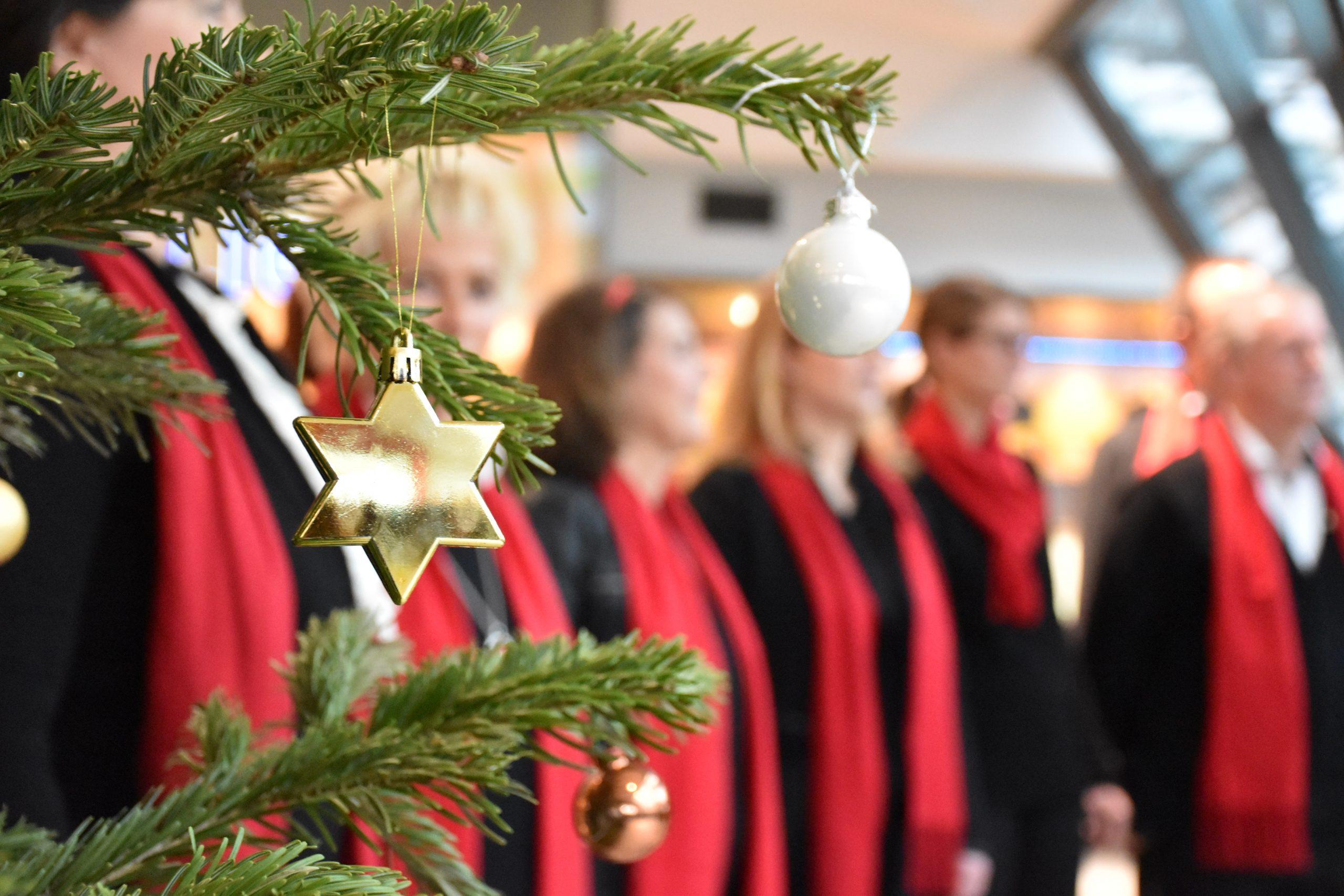 Weihnachtskonzert in Kamp-Lintfort Bild: Imma Schmidt
